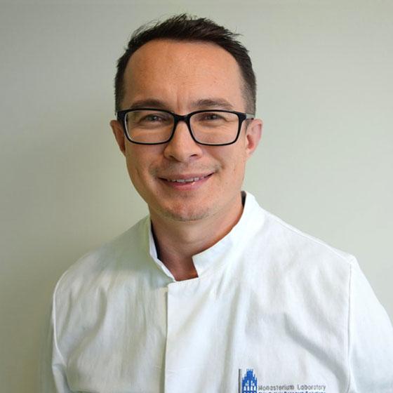 Dr. Andrei Mardaryev